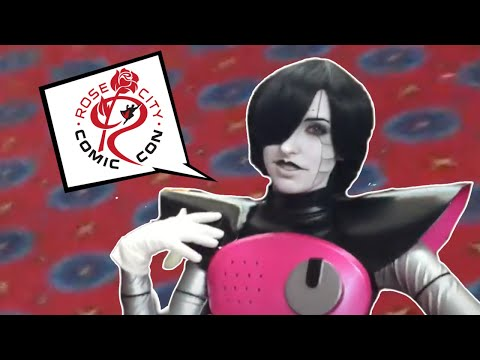 Rose City Comic Con Cosplay Video