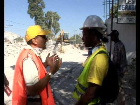 MaximsNewsNetwork: HAITI EARTHQUAKE CLEANUP: USAID, CHF-KATA (U.N. MINUSTAH)