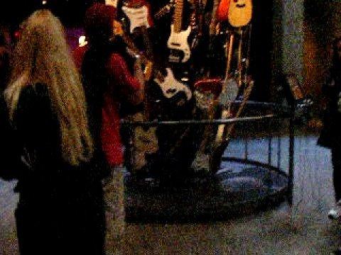 Jimmy Hendrix Experience Museum - Seattle
