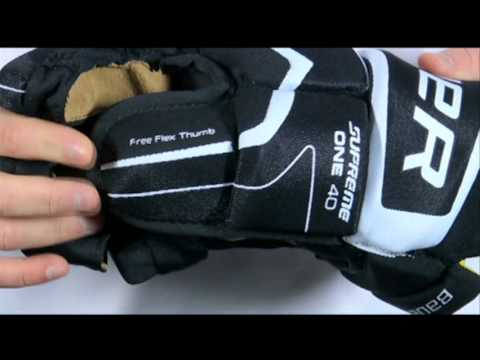 Bauer Supreme One40 Hockey Gloves - Pro Hockey Life