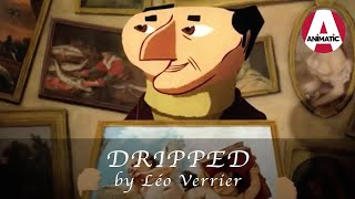 DRIPPED - Court-métrage d'animation de Léo Verrier - Film Complet - France