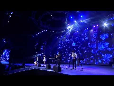 Bryden-Parth, Aakash Gandhi & Jonita Gandhi @ YouTube FanFest with Pepsi