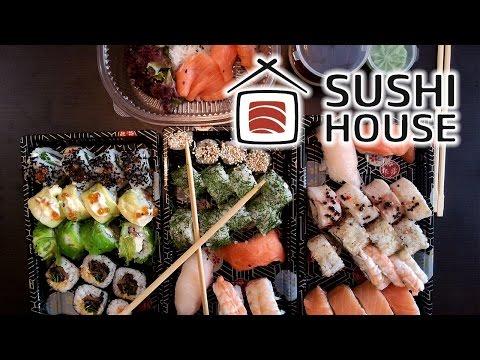 Обзор доставки суши от SushiHouse.by. Минск. [Доставлено!]