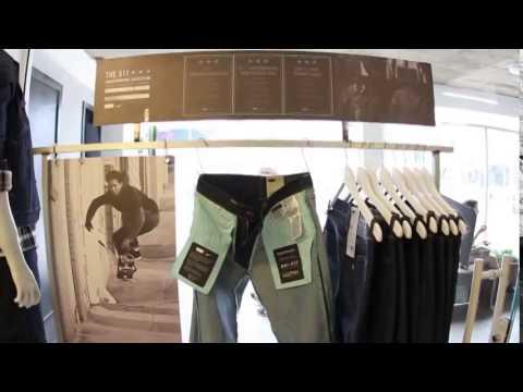 Veja o video -Lançamento da 511™ Skateboarding Collection   Levi's® x Nike