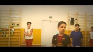 Открытый урок по баскетболу