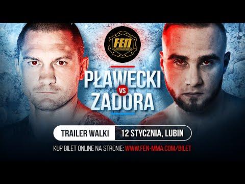 FEN 23 Trailer: Pławecki VS Zadora