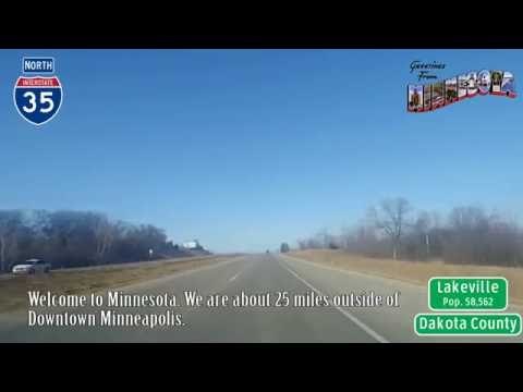 Interstate 35W (South Freeway)- Minneapolis, MN | Drive on Transportation