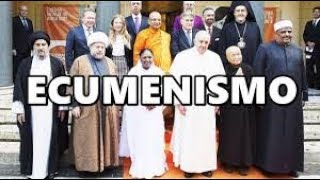 PROJETO S.O.S  -  ECUMENISMO  - A UNIÃO DE TODAS AS RELIGIÕES DO PLANETA  -  DETALHES NA DESCRIÇÃO