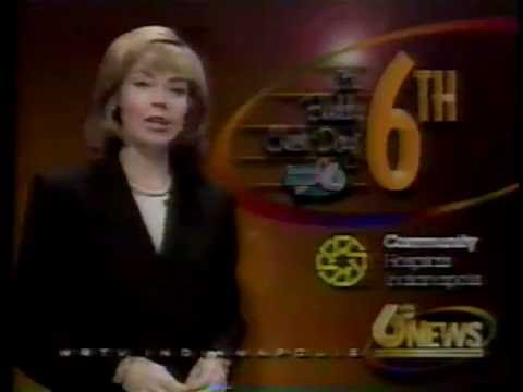 June 1998 - Three WRTV Indianapolis Promos