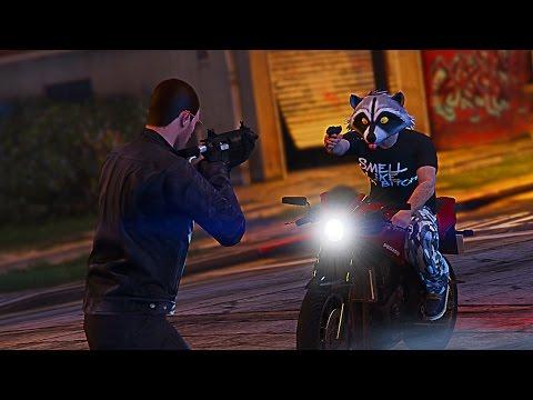 SNAJPERI SU OVDE RADILI ! Grand Theft Auto V - Deathmatch w/Cale