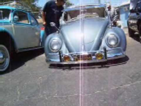 Just Cruzin So Cal VW Car Club Movie