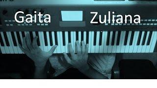Como tocar Gaita 2 -Piano- Gaita Zuliana