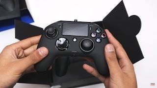 Nacon Revolution Pro PS4 Controller Unboxing