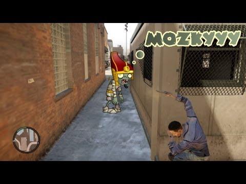 Grand Theft Auto IV s Modifikacemi... MOZKYYY - [GMSVidea][CZ]