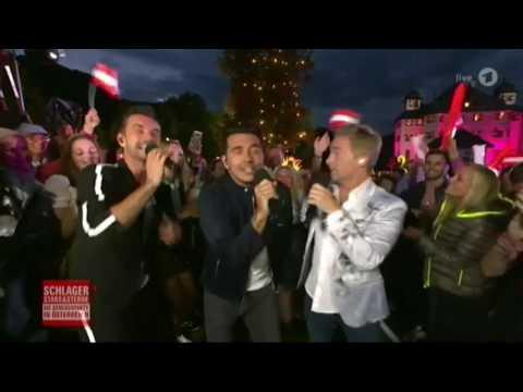 Klubbb3 - Einmal ist immer das erste Mal (Die Schlossparty in Österreich 2-6-2018)