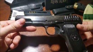 видео тт травматический пистолет