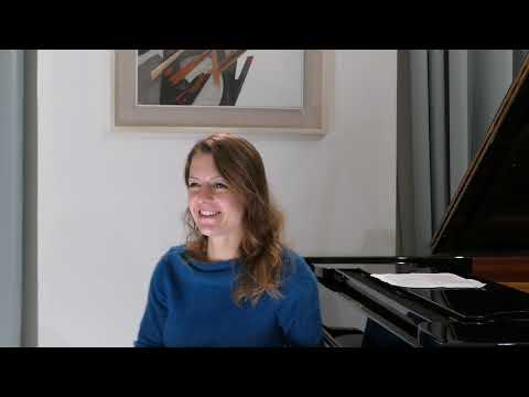 Conversazioni riguardo le sedute di PAT con il Maestro Lucia Brighenti (pianista)