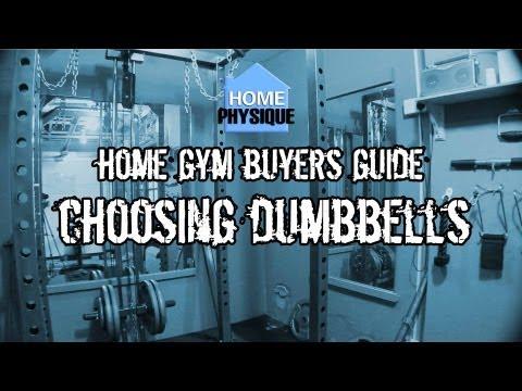 home-gym-buyers-guide:-choosing-dumbbells