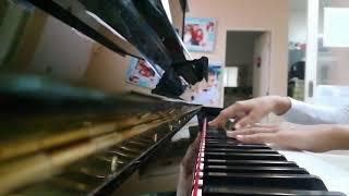 คาราโอเกะ เปียโน เพลงผีเสื้อสมุทร(รักเกินจะหักใจ)cr.pantara😊