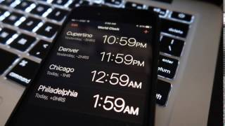iPhone Automatically Springs Forward for Daylight Savings Time 2017
