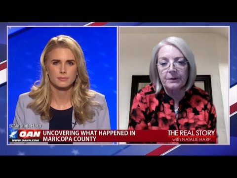Arizona Audit: Initial result and interview with state president Karen Fann