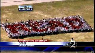 Ocoee Middle School Inspires Literacy In Big Way