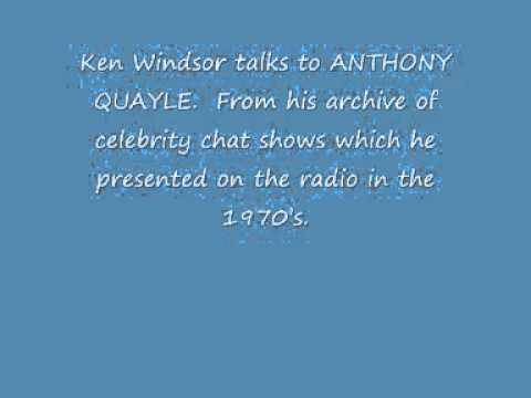 Ken Windsor talks to ANTHONY QUAYLE..wmv