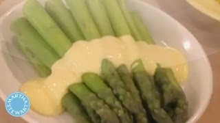 Hollandaise Sauce Made Simple- Martha Stewart