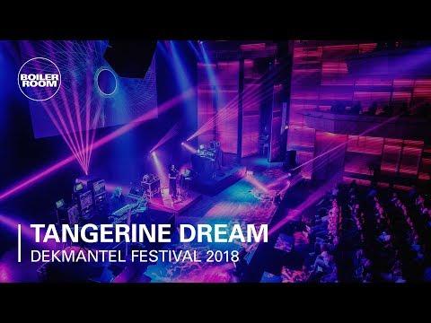 Tangerine Dream | Boiler Room x Dekmantel Festival 2018