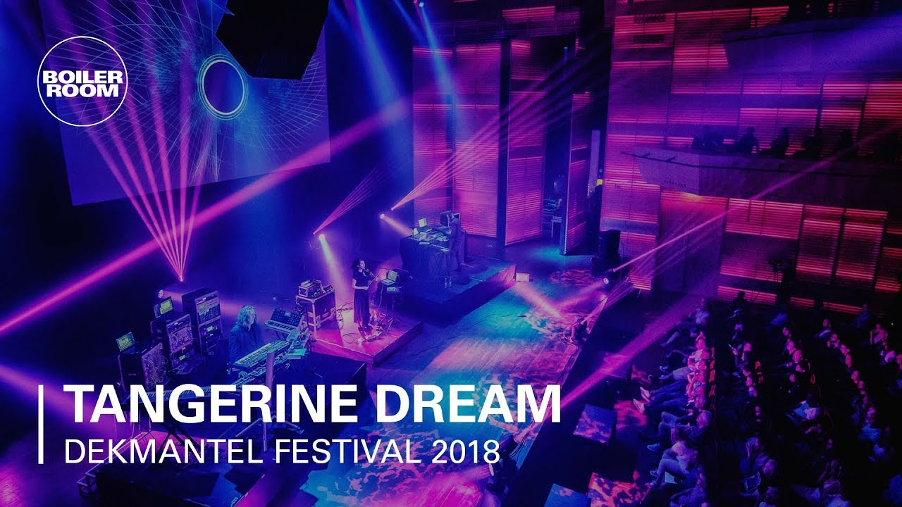 BE27: Tangerine Dream (DE) | ROXY PRAGUE