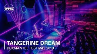 Tangerine Dream   Boiler Room x Dekmantel Festival 2018