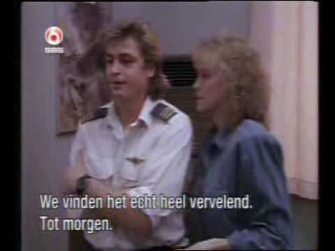 Flying Doctors - Gotta Have Friends - Geoff and Kate proposa
