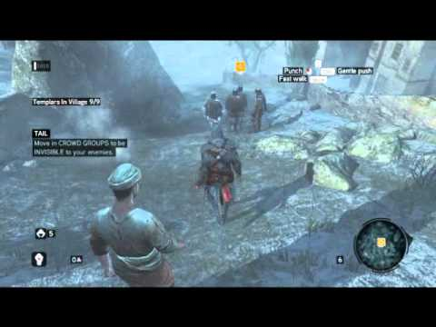 Assassin's Creed Revelations part 2 by Rick(greek commentary