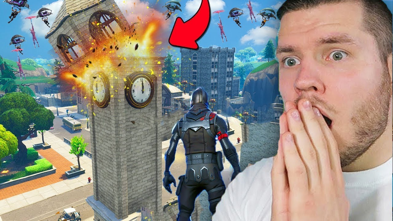 ich spiele FORTNITE in TILTED TOWERS! (Season 3)