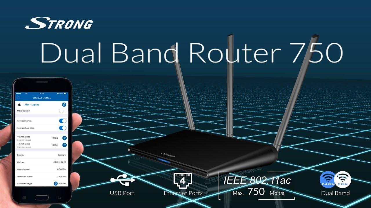 Strong Dual Band Router 20 ab 20,20 €   Preisvergleich bei idealo.de