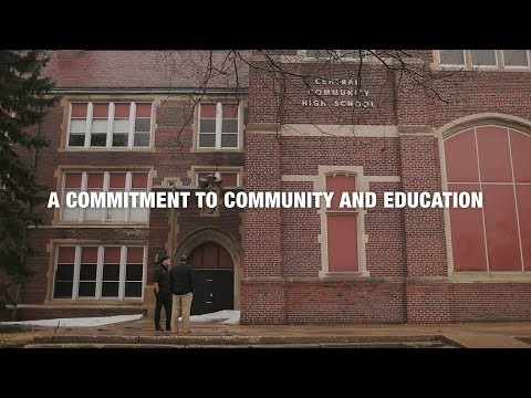 An Alum's Commitment to Community and Education