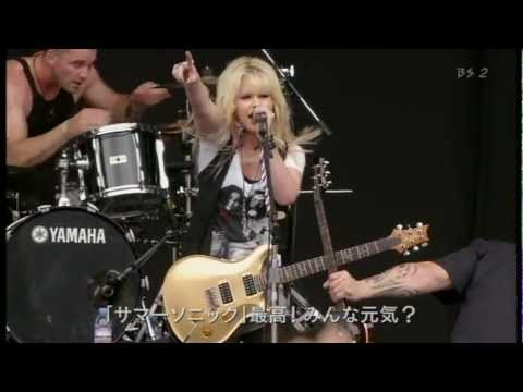 Orianthi - According To You (Summer Sonic 2010)