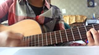 Lee hongki - Goodbye (guitar cover)