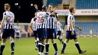 Highlights | Millwall 2-0 West Brom