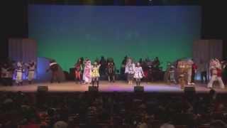 2014年5月11日に宝山ホールにて開催された「薩摩剣士隼人スペシャル音楽...