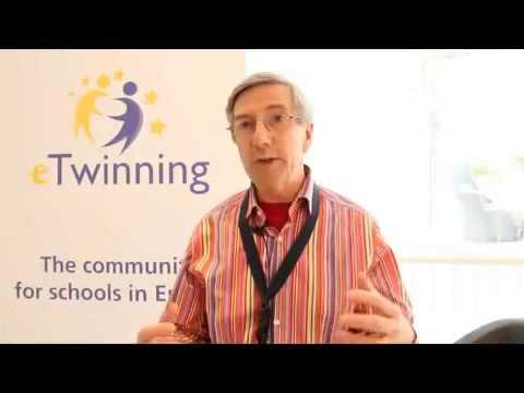 eTwinning: Interview with Peter Clarke, Organisation Psychologist