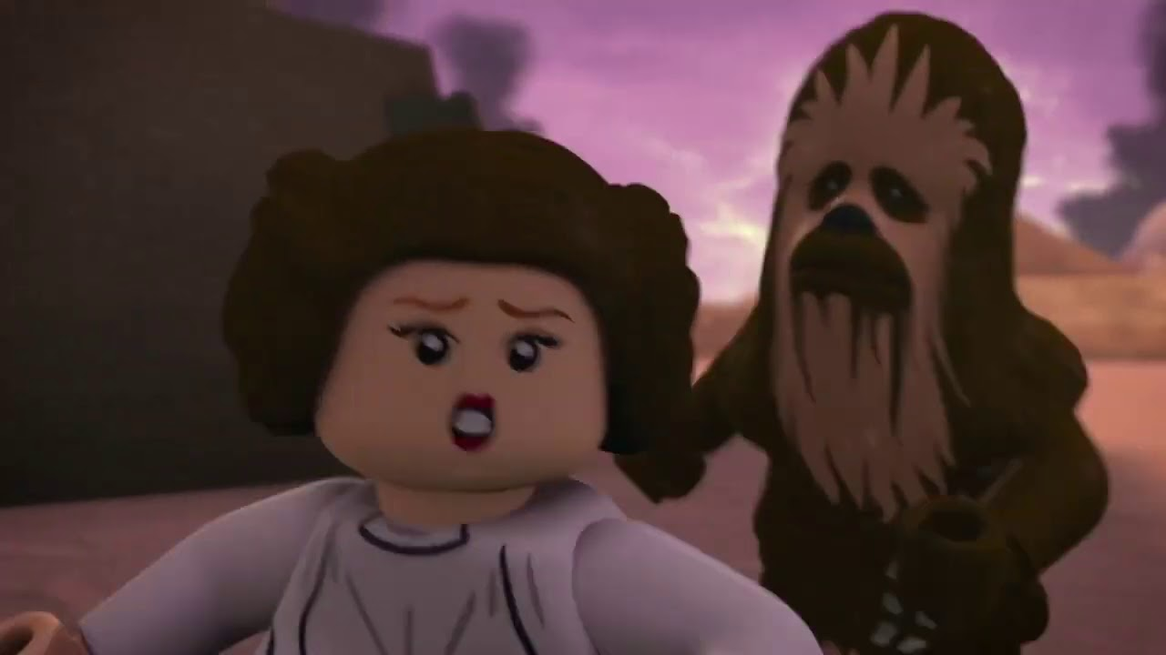 Download LEGO Star Wars - The New Yoda Chronicles - Episode 3: RAID ON CORUSCANT
