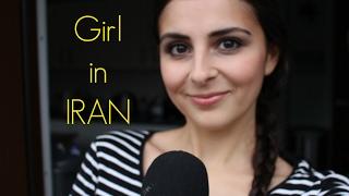 Girl in IRAN