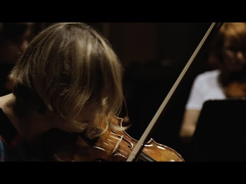 Live in the Studio: Alina Ibragimova