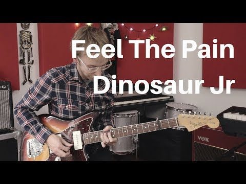 Feel The Pain by Dinosaur Jr | Guitar Lesson