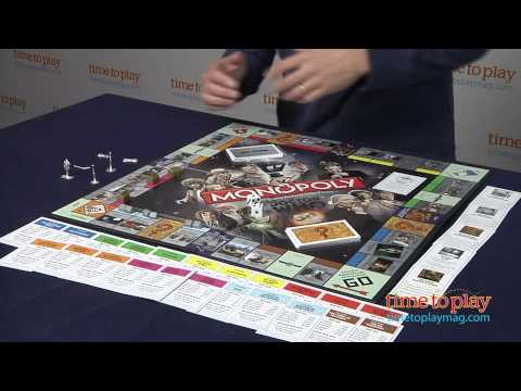 dr who 50th anniversary monopoly game