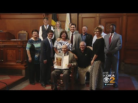 City Honors Legendary Athlete Dick Groat With His Own Day