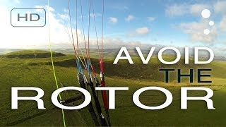 Paragliding Safety: How to Avoid the Rotor