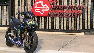 gengtayarbesar - Monster Y15 meet Valentino Rossi MotoGP Winter Test Sepang 2019