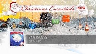 Bing Crosby - Sleighride // Christmas Essentials